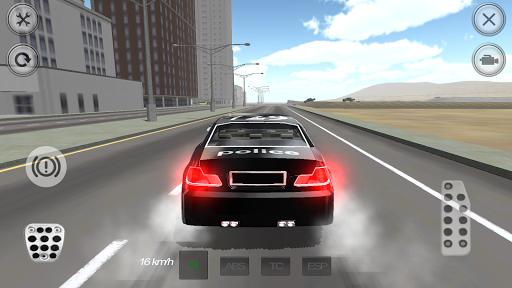 City Police Car Simulator