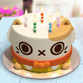Canimals: My First Cake