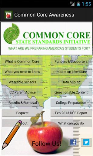 Common Core Awareness