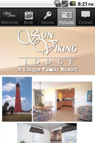 Sun Viking Lodge- screenshot