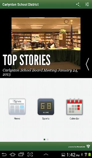 【免費教育App】Carlynton School District-APP點子