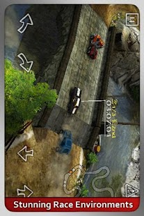 Reckless Racing Lite- screenshot thumbnail