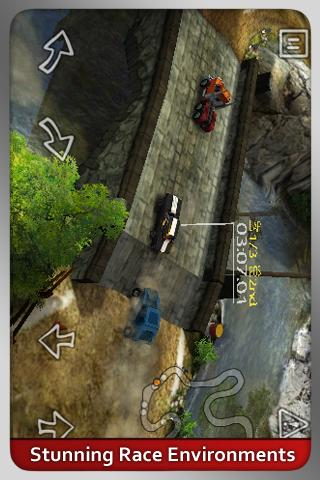 Reckless Racing Lite- screenshot