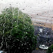 Raindrops Live Wallpaper HD 11
