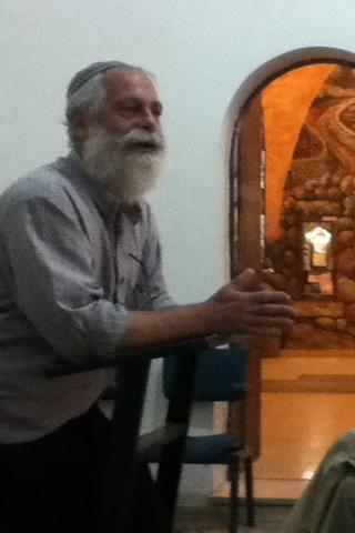 David Wilder introduces Hebron