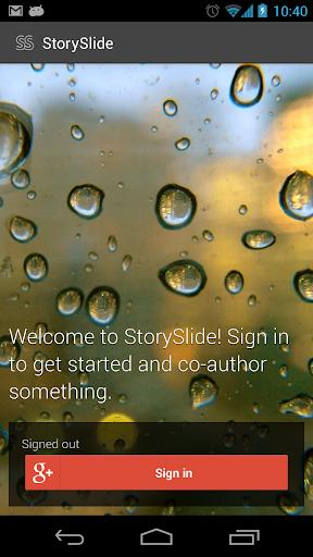 StorySlide