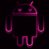 Neon Pink - Icon Pack