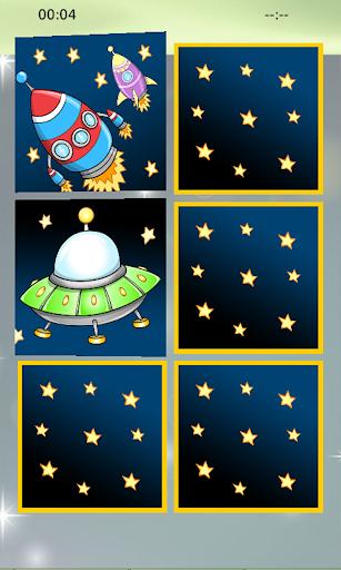 【免費解謎App】Astronaut Boy Memory Puzzle-APP點子