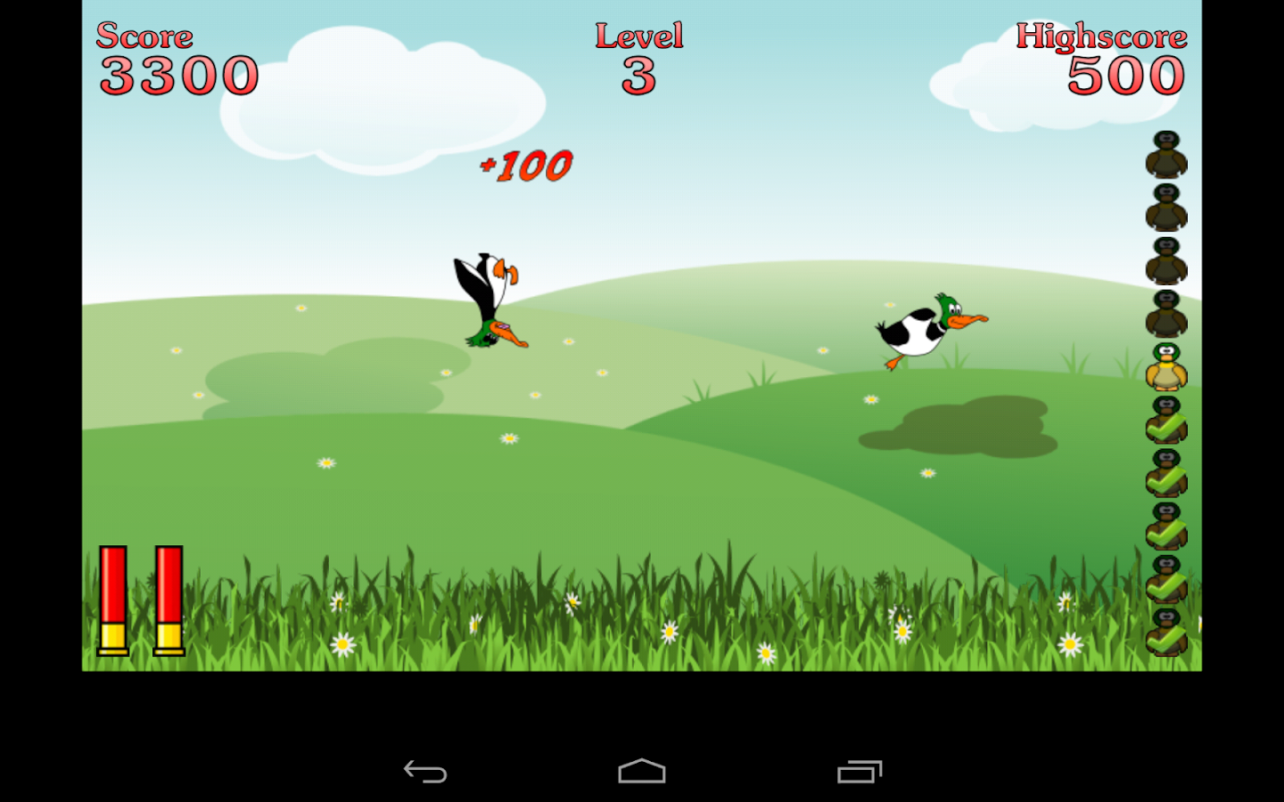 Quack Attack FREE Duck Hunt- screenshot
