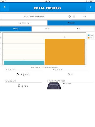【免費生產應用App】Inventory Manager-APP點子