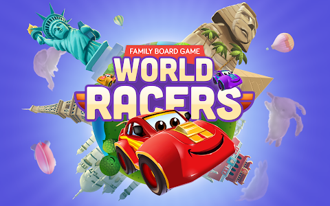 World Racers family board game v1.0