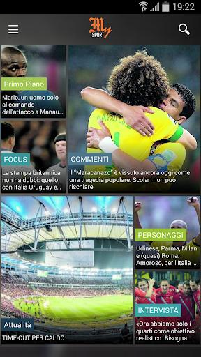 My Sport Brasile 2014