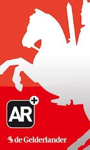 De Gelderlander dG-AR app - screenshot thumbnail