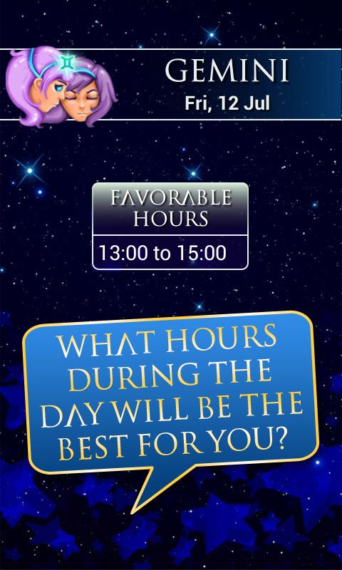 Beauty & Health Horoscope Pro - screenshot