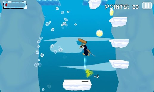Icy Joe Extreme Jump- screenshot thumbnail