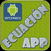 Ecuación App