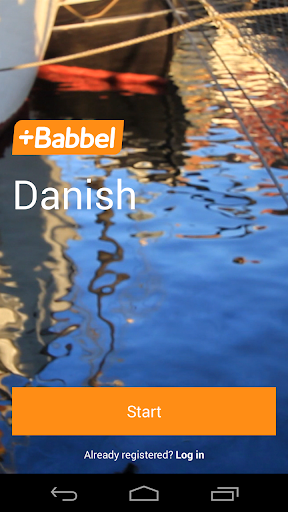 Learn Danish with Babbel