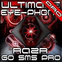 RAZR GO SMS Pro logo
