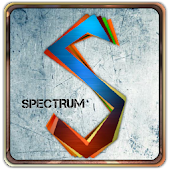 Spectrum Clocks -Zooper Widget