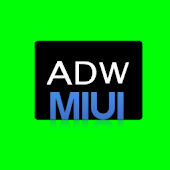 ADW.THEME MIUI Square
