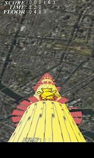 Tower Dive Cat- screenshot thumbnail