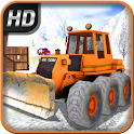 Real Plow Truck Driver icon