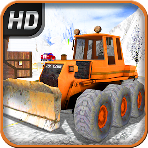 Real Plow Truck Driver for PC and MAC
