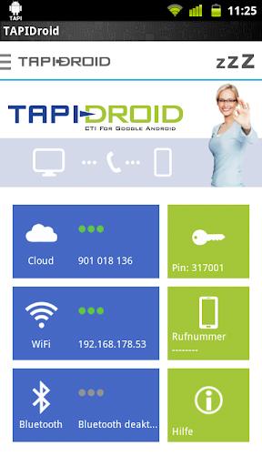 TAPIDroid TAPI für Android