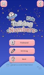 Kids Talking Numbers