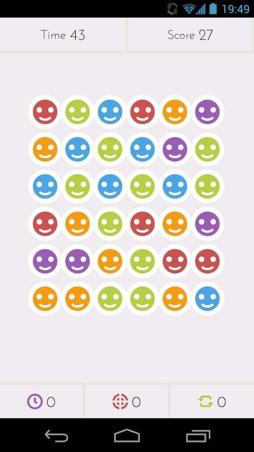 Happy Smiles - screenshot