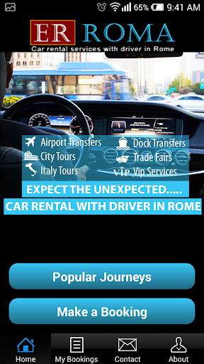 ER Roma Taxi Transfers