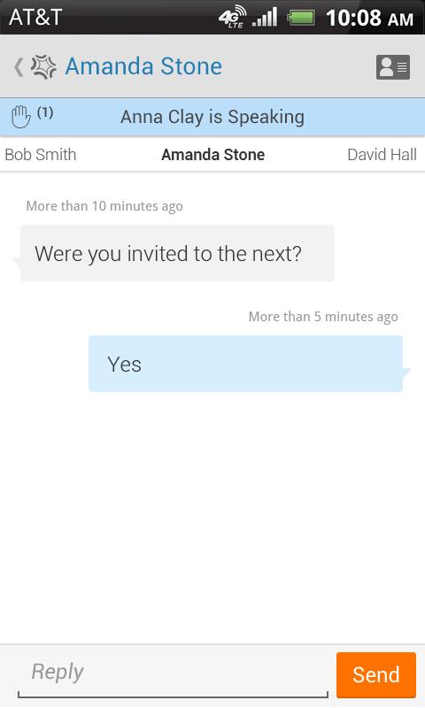 AT&T Connect - screenshot
