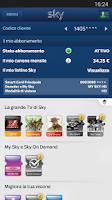 Screenshot of Sky Fai da te
