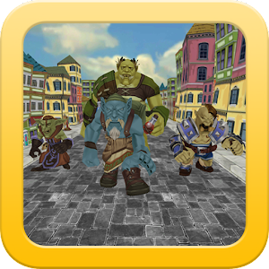 Apps apk Legend Orcs Run  for Samsung Galaxy S6 & Galaxy S6 Edge