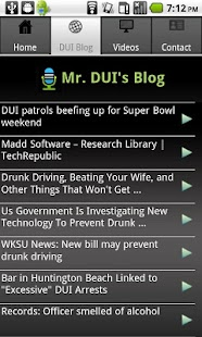 Mr DUI - screenshot thumbnail