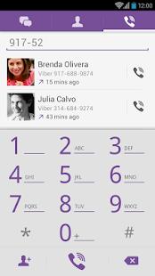 Viber - screenshot thumbnail