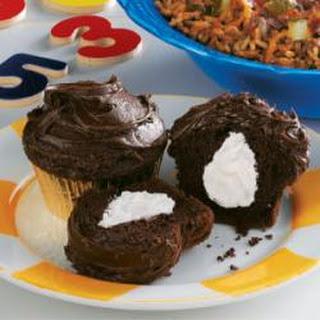 Creamy Center Cupcakes.