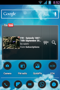 CyanRounds Icon Pack|玩娛樂App免費|玩APPs