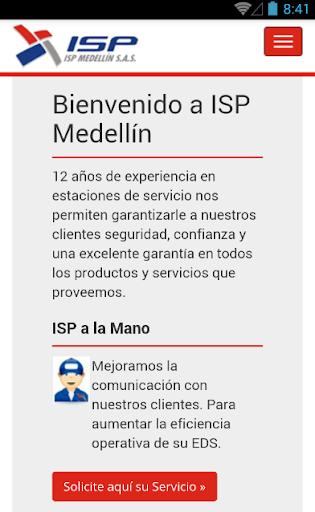 Servicio ISP Medellín