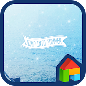 jump into summer dodol theme