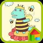 Honey dodol launcher theme icon
