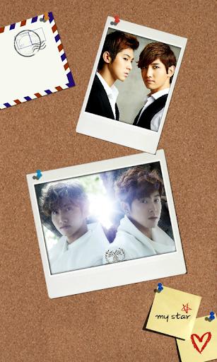 【免費個人化App】TVXQ Live Wallpaper -KPOP 05-APP點子