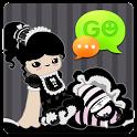 GO SMS Pro Gothic Lolita Theme icon