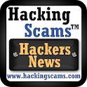 Hacking Scams (Hackers News) icon