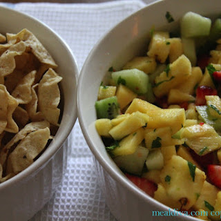 Labor Day Fruit Salsa