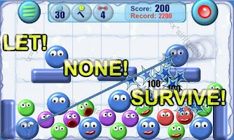 Screenshot of cOnnecticOns Puzzle Friends