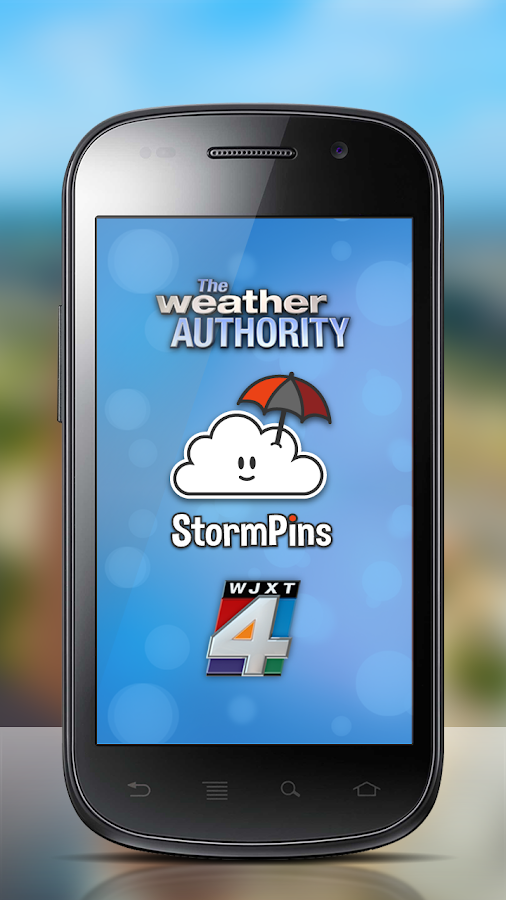 News4Jax StormPins - WJXT - screenshot