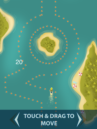 Drive in the Line : Jet Ski 1.6 screenshot 125202