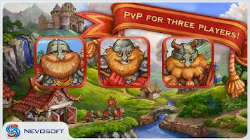 Screenshot of LandGrabbers: Strategy Game