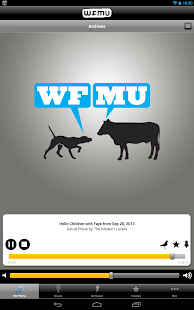 WFMU (Official) - screenshot thumbnail